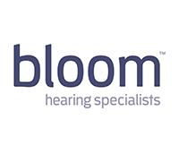 Bloom Hearing Logo